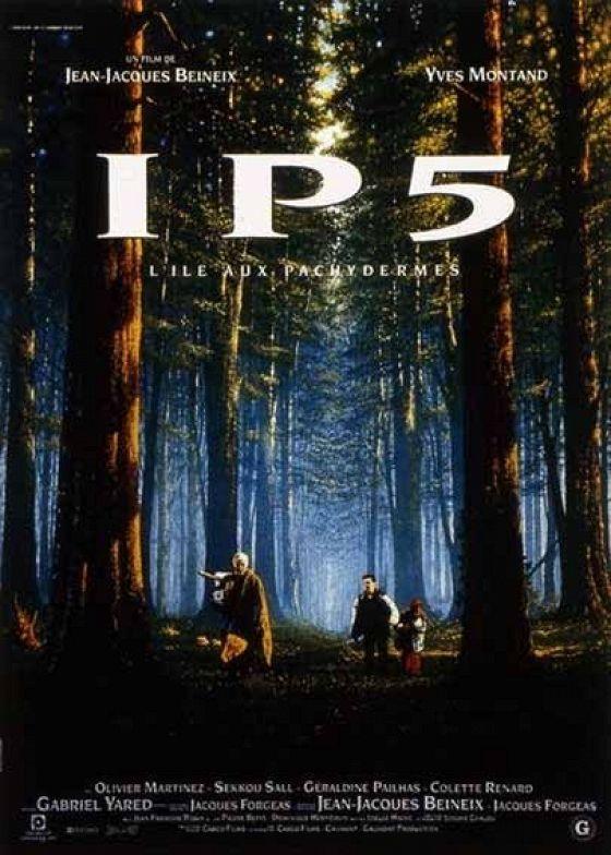 IP5: Остров толстокожих (IP5: L'île aux pachydermes)