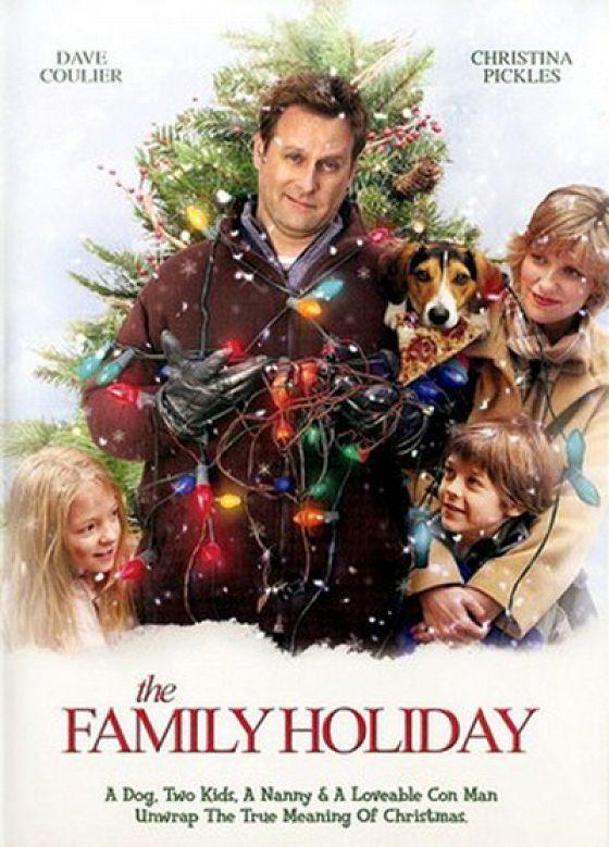 Наследство к Рождеству (The Family Holiday)