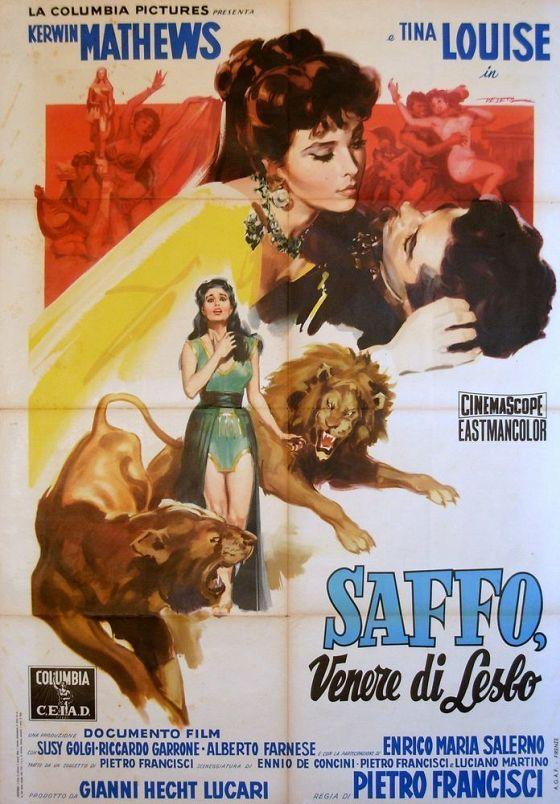 Сафо, Венера с Лесбоса (Saffo, venere di Lesbo)