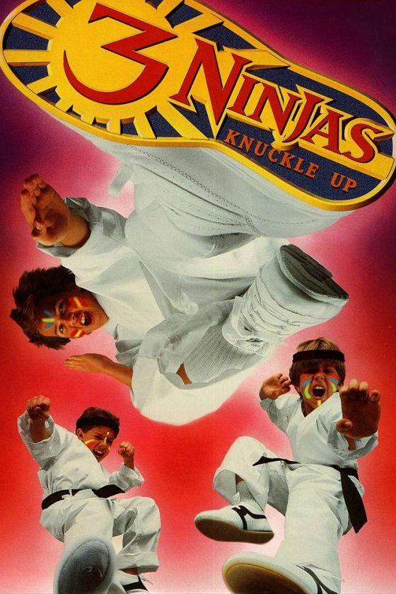Три ниндзя: костяшки вверх (3 Ninjas Knuckle Up)