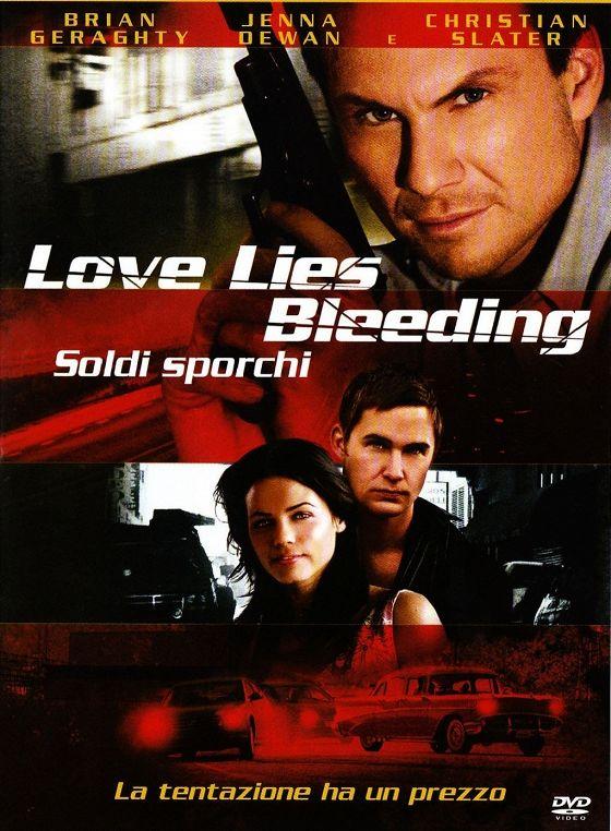 Любовь и вымогательство (Love Lies Bleeding)