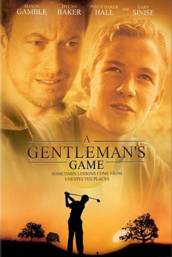 Игра джентльмена (A Gentleman's Game)
