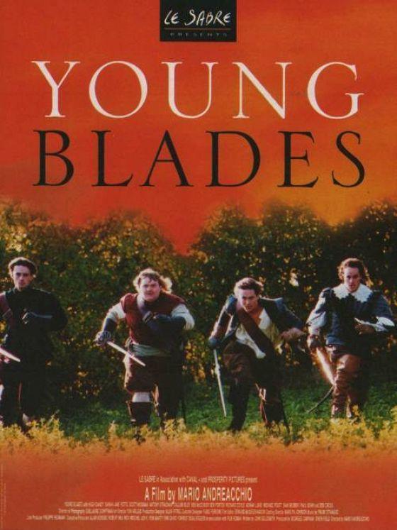 Молодые клинки (Young Blades)