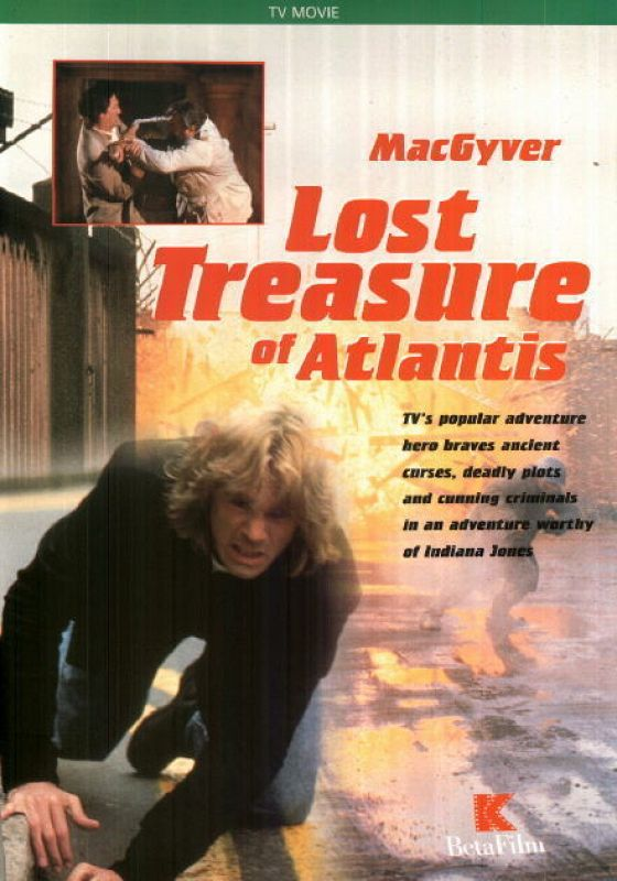Секретный агент МакГайвер: Потерянные сокровища Атлантиды (MacGyver: Lost Treasure of Atlantis)