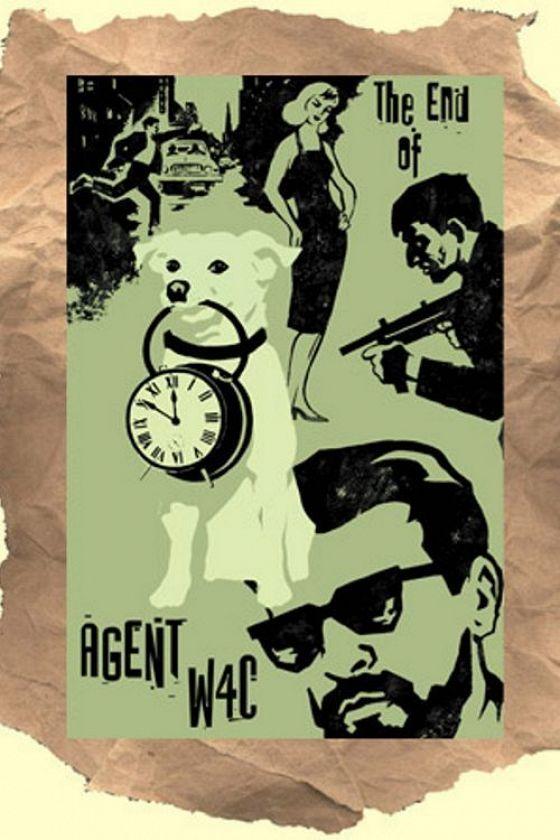 Конец агента (Konec agenta W4C prostrednictvim psa pana Foustky)