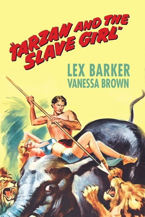 Тарзан и рабыня (Tarzan and the Slave Girl)