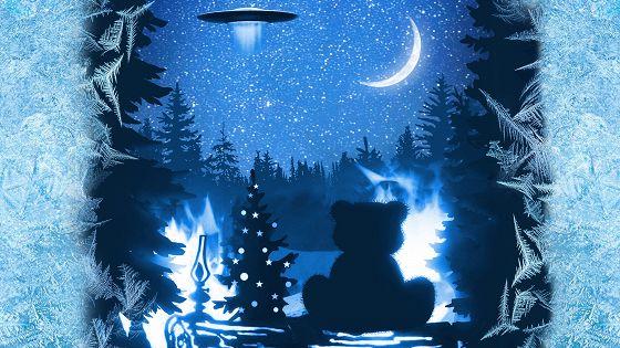 Сон в зимнюю ночь