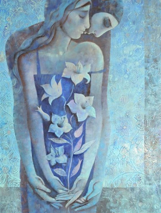 Мария Князева. Цветы ночи