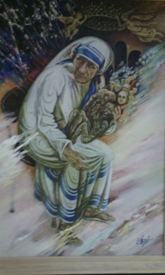 Портрет в творчестве художников республики Татарстан