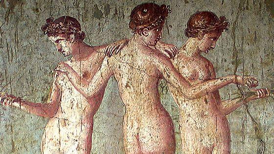 Помпеи. Тайны погребенного города