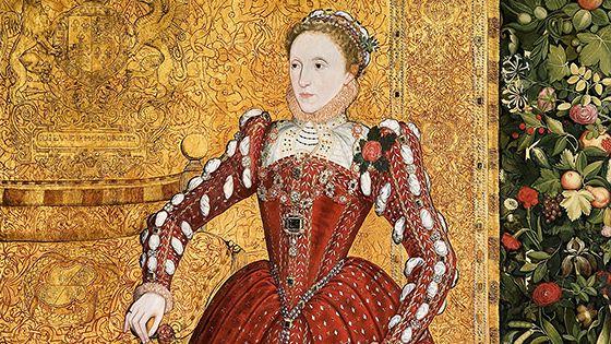 Золотой век английского двора: от Генриха VIII до Карла I