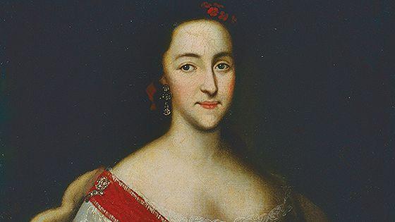 Екатерина II. Путь к трону
