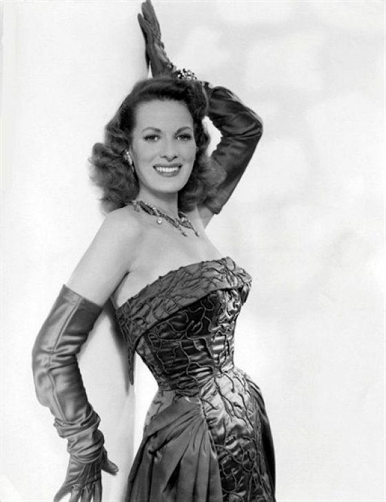 Морин О'Хара (Maureen O'Hara)
