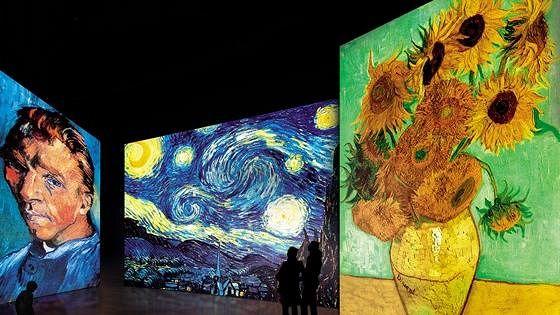 Ван Гог: Ожившие полотна 2.0