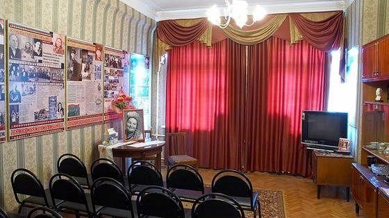 Музей-квартира Мордасовой
