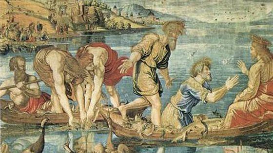 Европейское измерение. Три шедевра классического искусства из музеев Италии