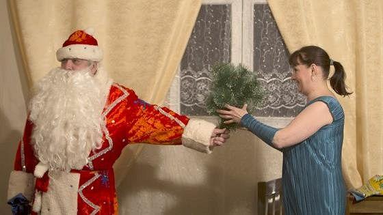 Последняя любовь Деда Мороза
