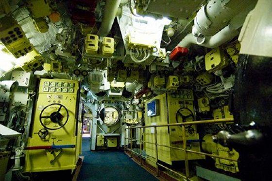 Музейно-мемориальный комплекс Военно-морского флота России