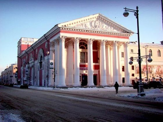 Арх театр драмы афиша