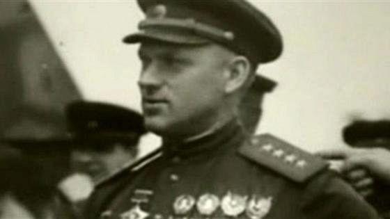 Маршал Рокоссовский. Любовь на линии огня