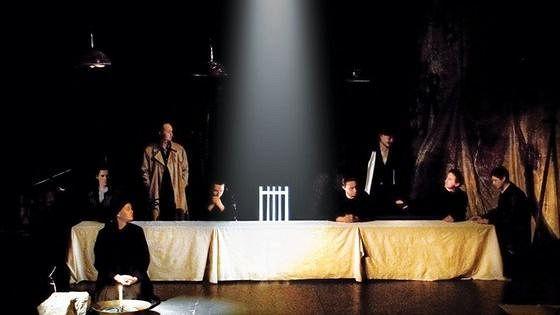 Последнее искушение апостолов