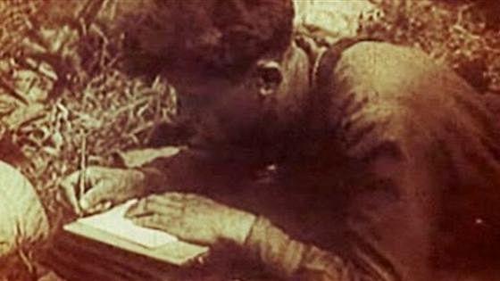 Военно-почтовый роман
