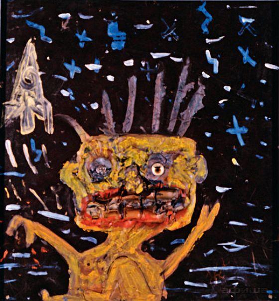 Удар кисти. «Новые художники» и некрореалисты. 1982–1991