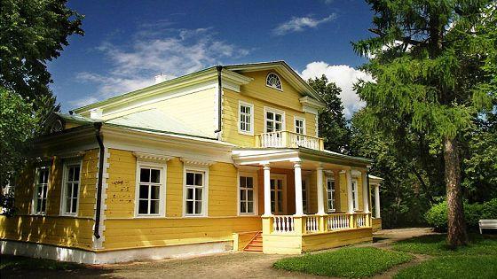 Музей-заповедник Пушкина «Болдино»