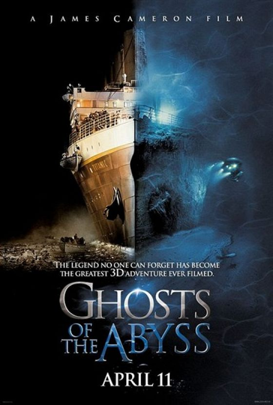 Призраки бездны: Титаник (Ghosts of the Abyss)
