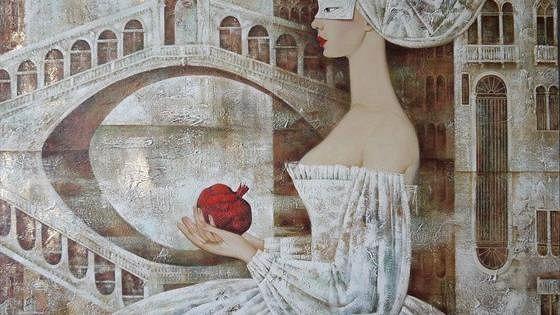 Мария Аристова. Ощущение красоты