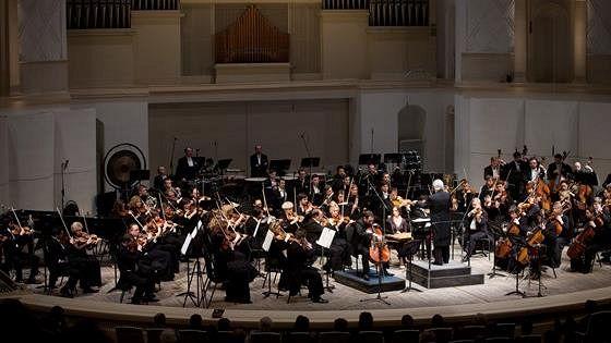 Ежик с оркестром
