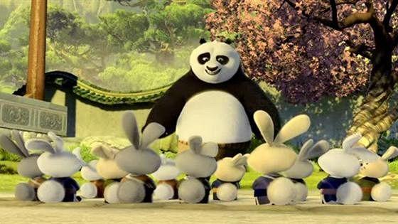 Кунг-фу Панда: Секреты неистовой пятерки (Kung Fu Panda: Secrets of the Furious Five)
