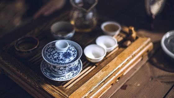 Три чашки чая