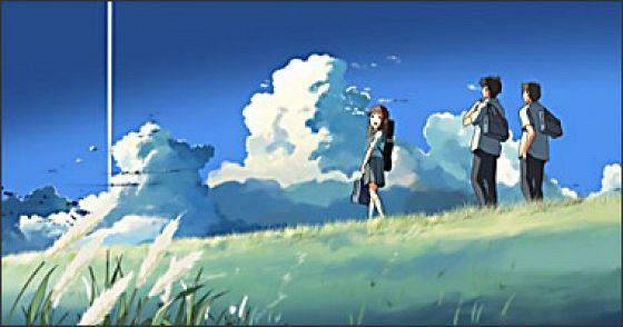За облаками (Kumo no Mukou, Yakusoku no Basho)