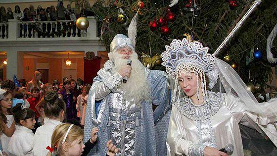 Новогодний бал в Музее Пушкина