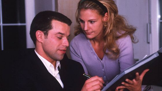 Как выйти замуж за шефа (Wie angelt man sich seinen Chef?)