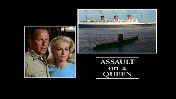 Нападение на королеву (Assault on a Queen)