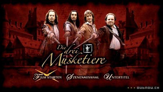 Д'Артаньян и три мушкетера (D'Artagnan et les trois mousquetaires)