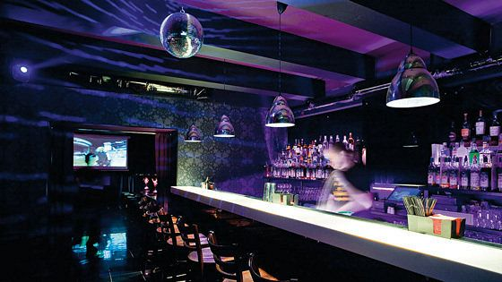 Секретный бар