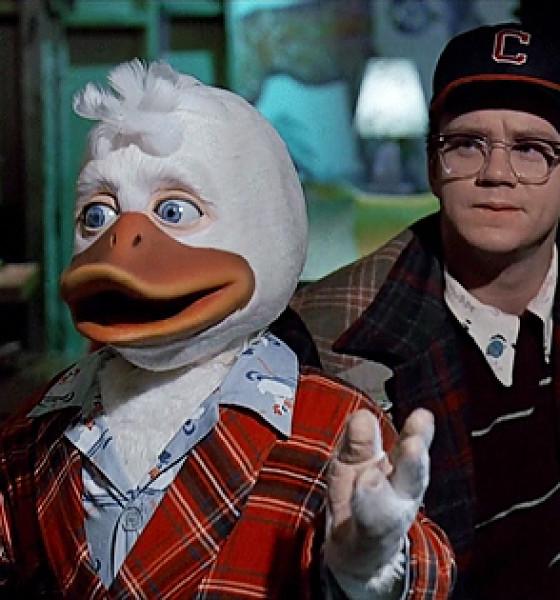 Несокрушимый Говард (Howard the Duck)