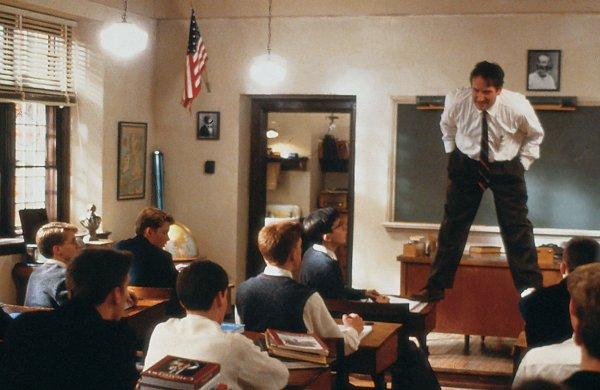 фильмов про крутых учителей