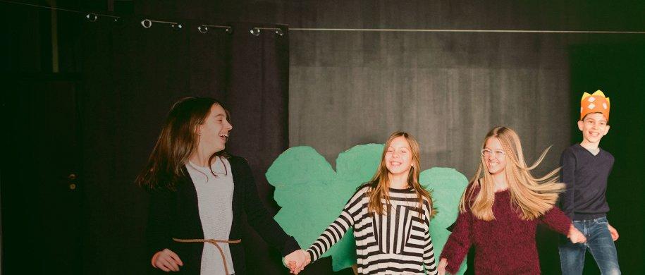 Театральные события для детей на Non/fiction