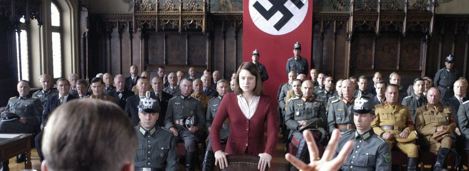 Кино: «Софи Шолль. Последние дни»