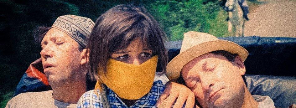 Кино: «Кавказская пленница, или Новые приключения Шурика»