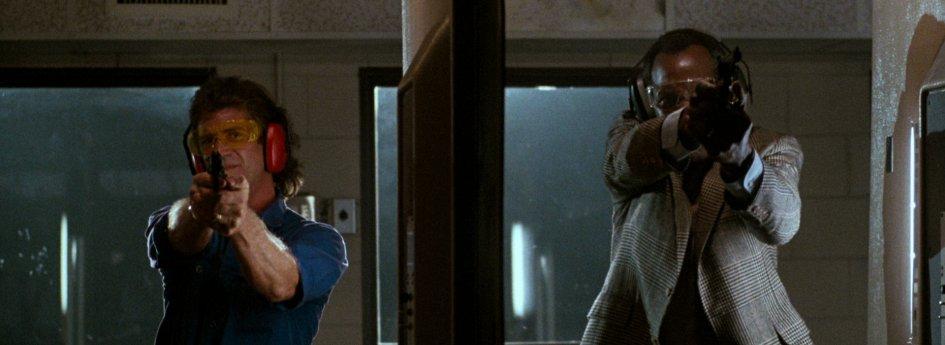 Кино: «Смертельное оружие»