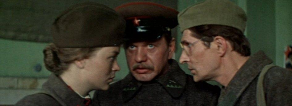 Кино: «По законам военного времени»