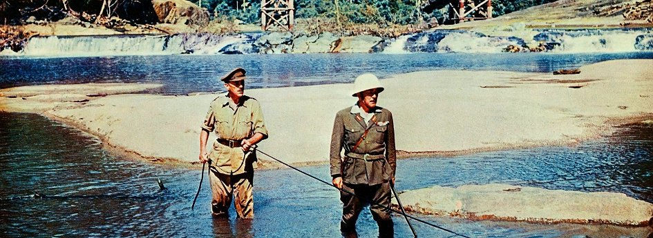 Кино: «Мост через реку Квай»