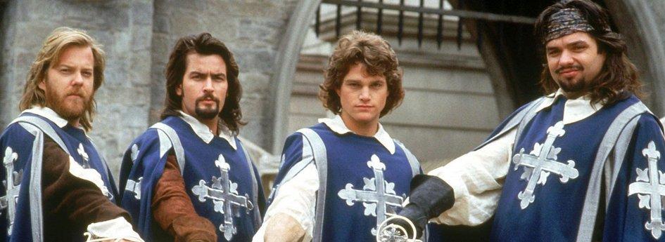 Кино: «Три мушкетера»