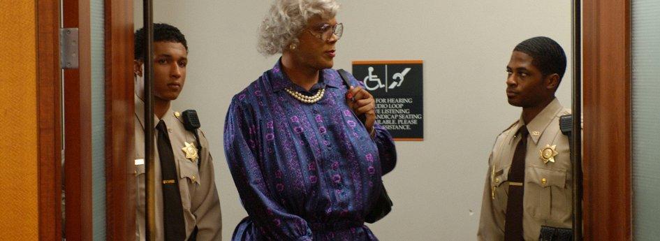 Кино: «Воссоединение семьи Медеи»