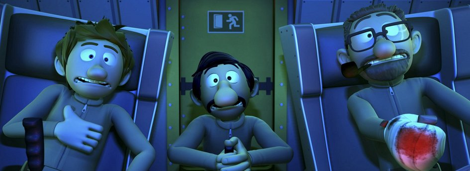 Кино: «Путешествие на Сатурн»